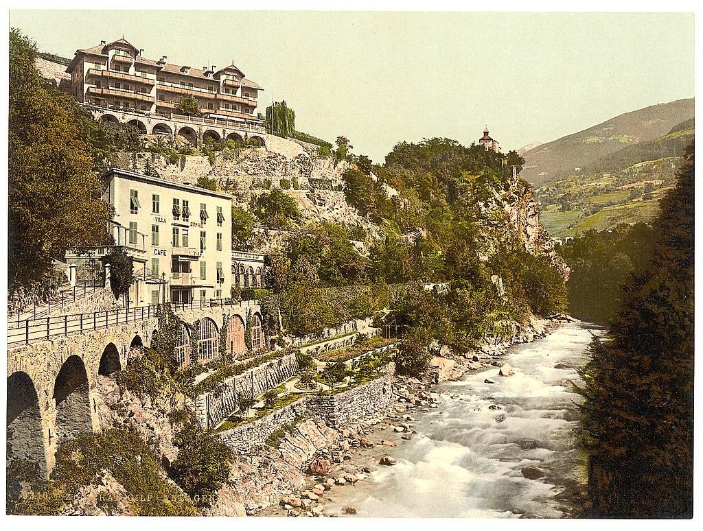 Австрия. Тироль 1890 - 1900 гг 0_80afc_cdbf3d5_orig
