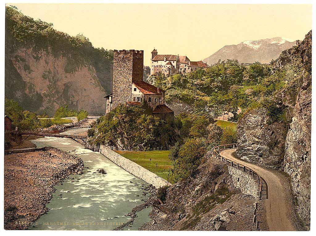 Австрия. Тироль 1890 - 1900 гг 0_80b03_ddc7047_orig
