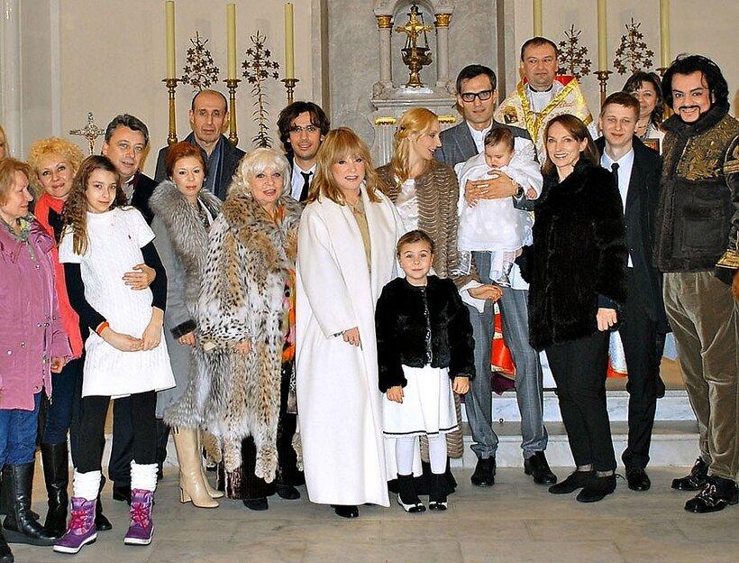 Image result for вся семья пугачевой