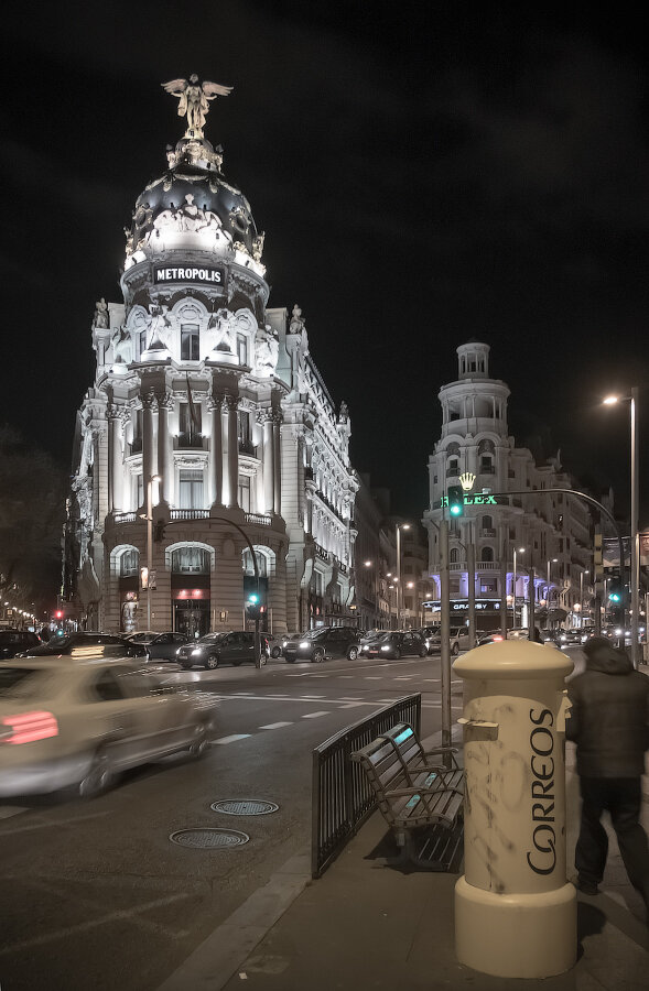 Madrid. x-e1. Dmitry Marin