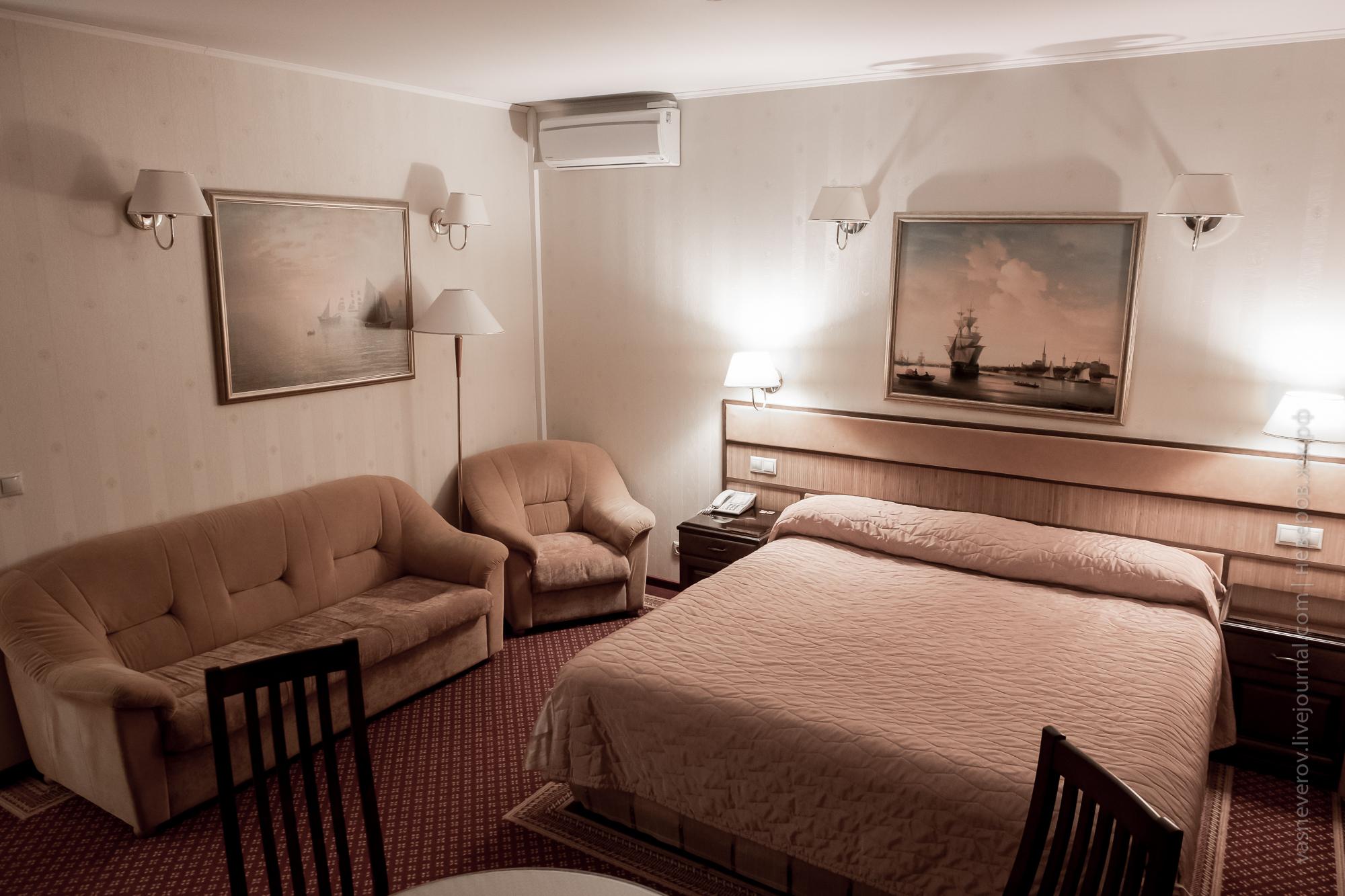 брайтон отель