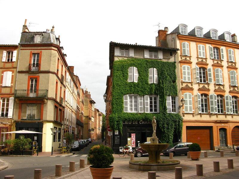 Площадь Сен-Скарб