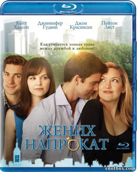 Жених напрокат / Something Borrowed (2011/BDRip/HDRip)