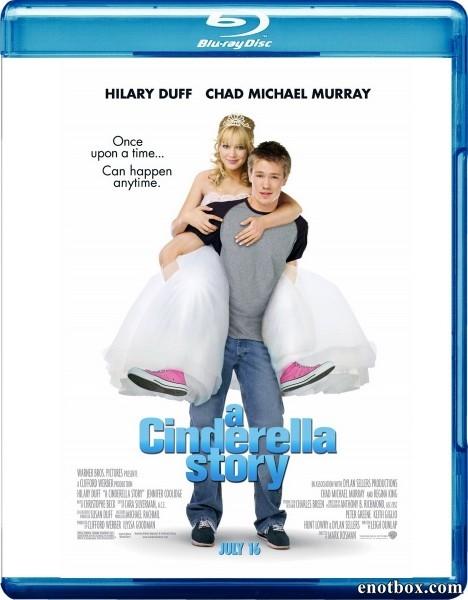 История Золушки / A Cinderella Story (2004/BDRip/HDRip)
