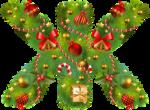 Новогодний,русский алфавит  0_7e8df_77ad855e_S