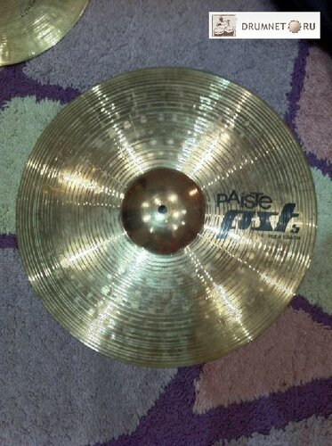 paiste pst5 rock crash