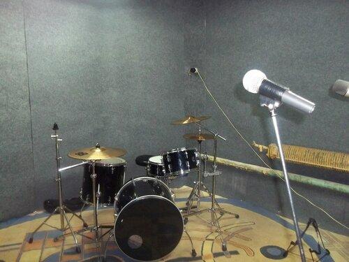 Барабанная установка Sonor 2007