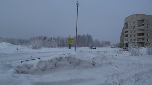 Фото города Инта №3516  Морозова 16 и Мира 68 10.02.2013_12:10