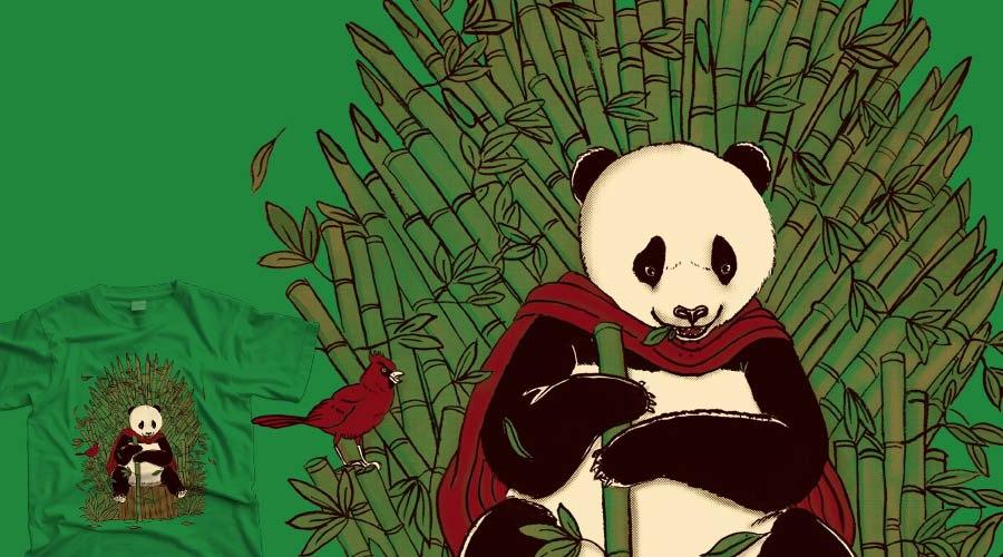 Художник William Chua / Хiaobb50aosg. Panda Revolution и другие истории