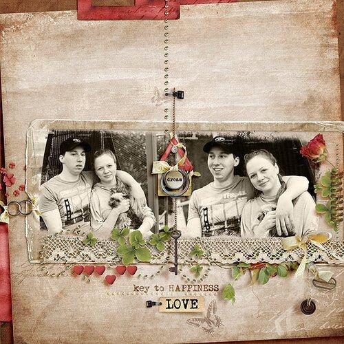 «Key To Happiness»  0_9ddf5_b9162555_L