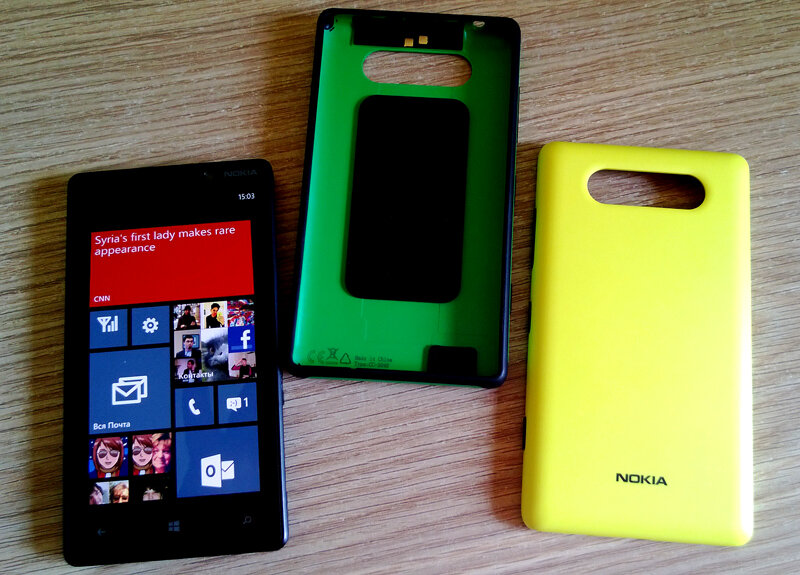 Корпус для Nokia Lumia 82 ORIGINAL — купить в
