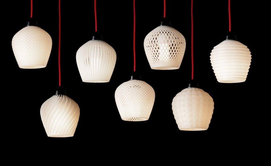 Коллекция ламп от Сэмюела Бернье