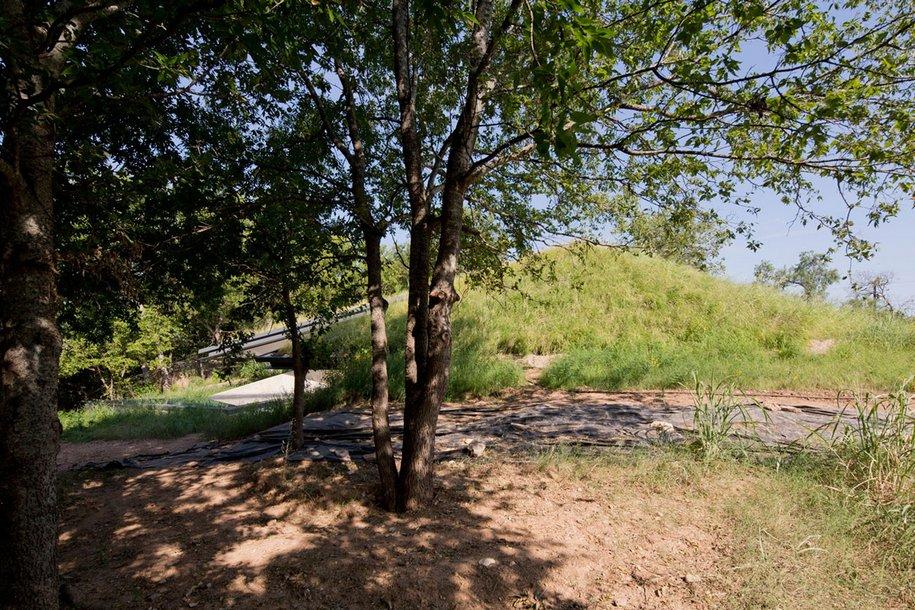 Edgeland House - дом под землей в штате Техас