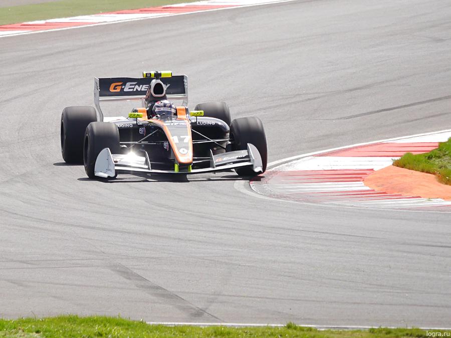 Moscow Raceway. Фото сделано камерой Panasonic G5