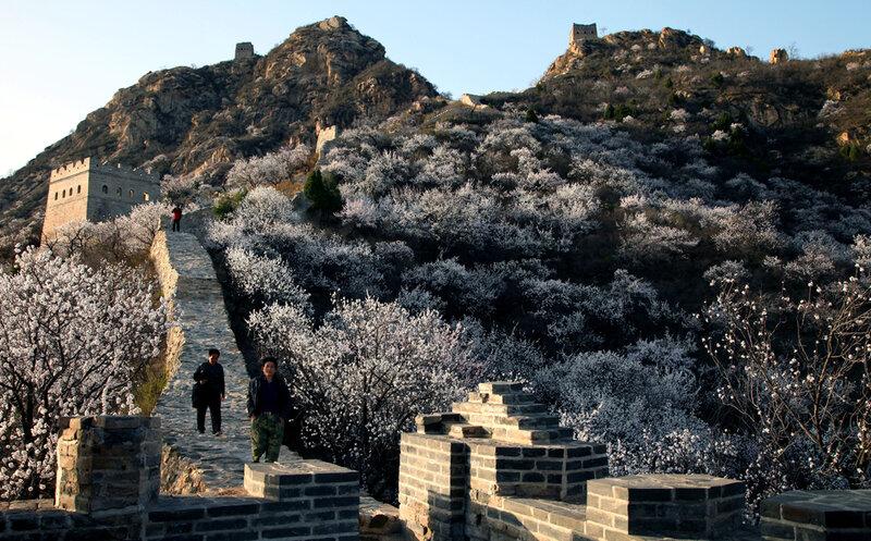 Чудесные виды Великой стены в начале весны 0 8228b 96d6bbb1 XL