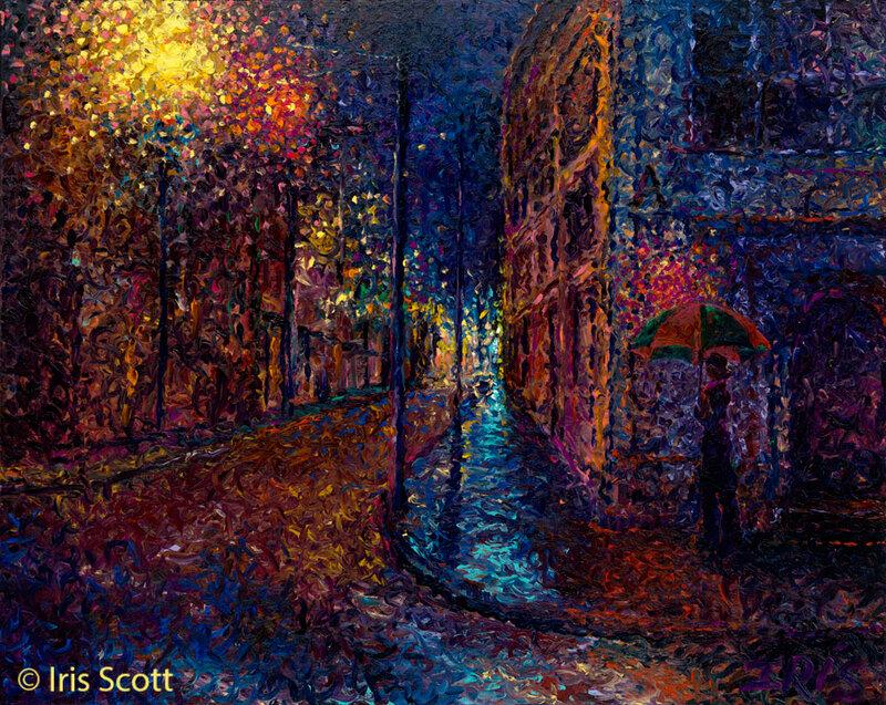 Айрис Скотт.