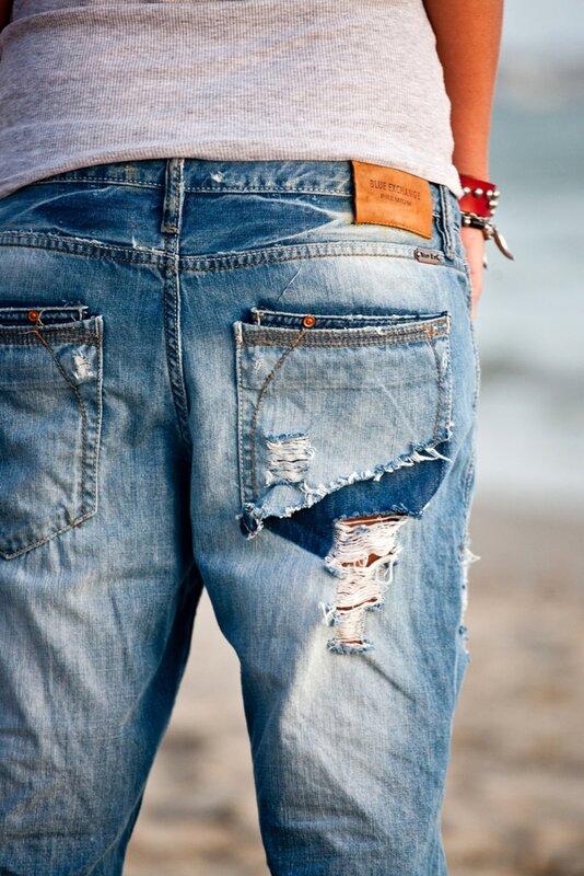 Мужские джинсы своими руками фото 557