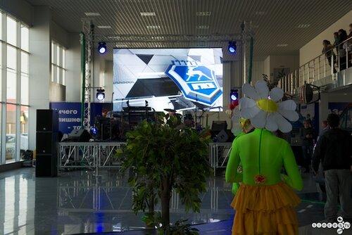 презентация нового автомобиля «Группы ГАЗ» в Барнауле