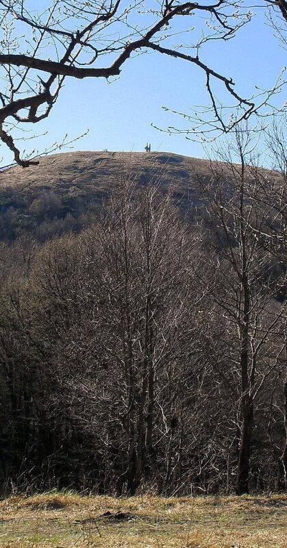 Апрель, в горах