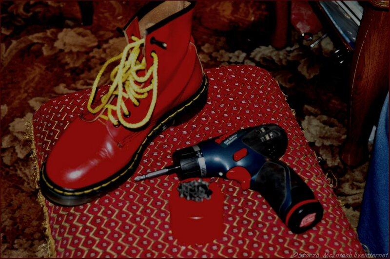 Антигололедная обувь