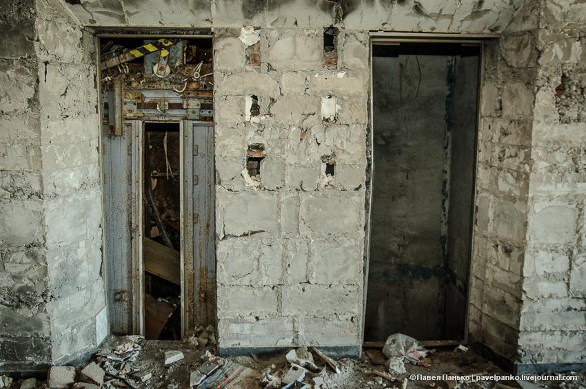 совмин Сухум Абхазия здание  pavelpanko