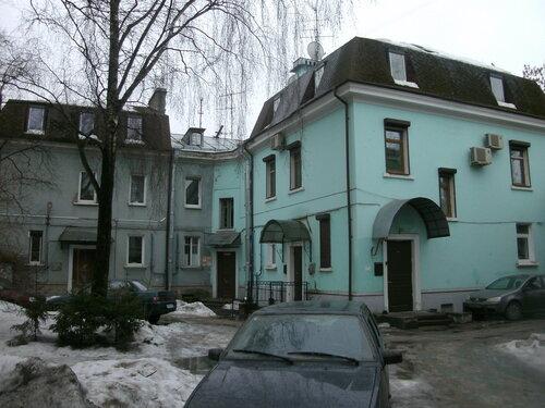 Дибуновская ул. 21к1