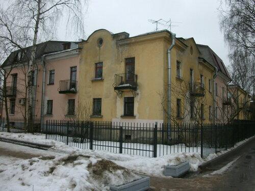Дибуновская ул. 29к2