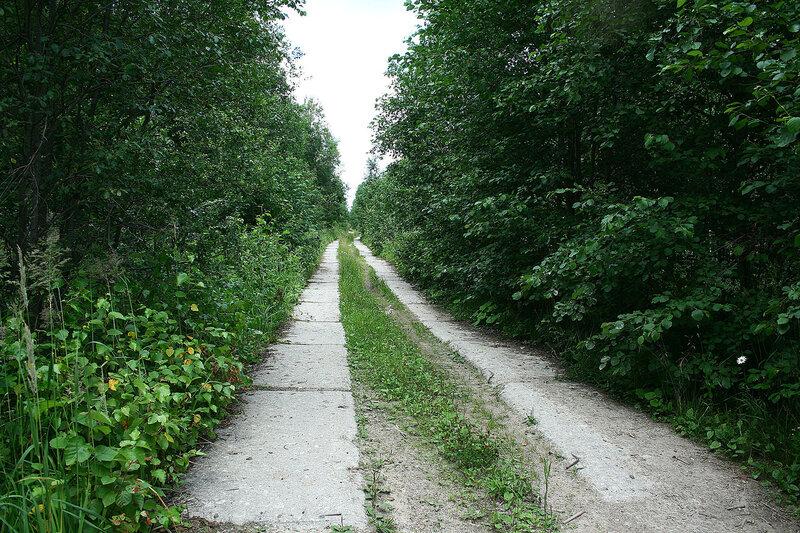 дорога на Совзу