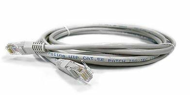 Изготовление кабеля Ethernet для подключения TV (руб/метр)