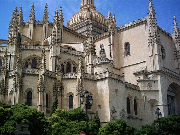 Кафедральный Собор Сеговии. Испания