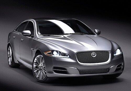 Новые кроссовер и седан Jaguar: только высокие технологии!