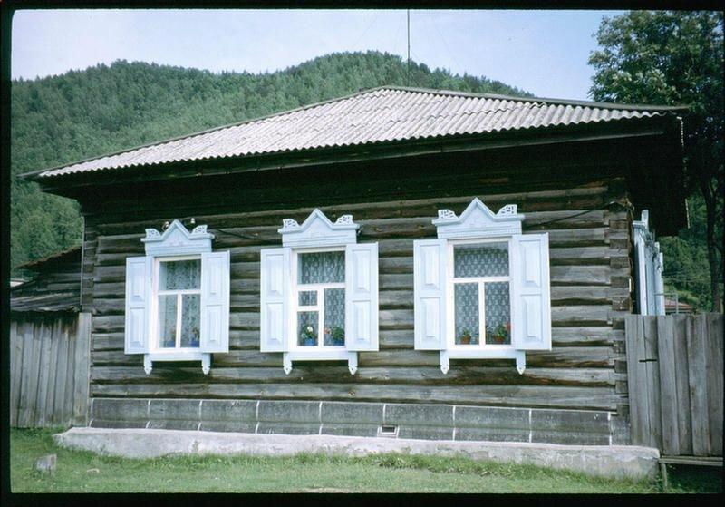 172. Село Николы на Байкале