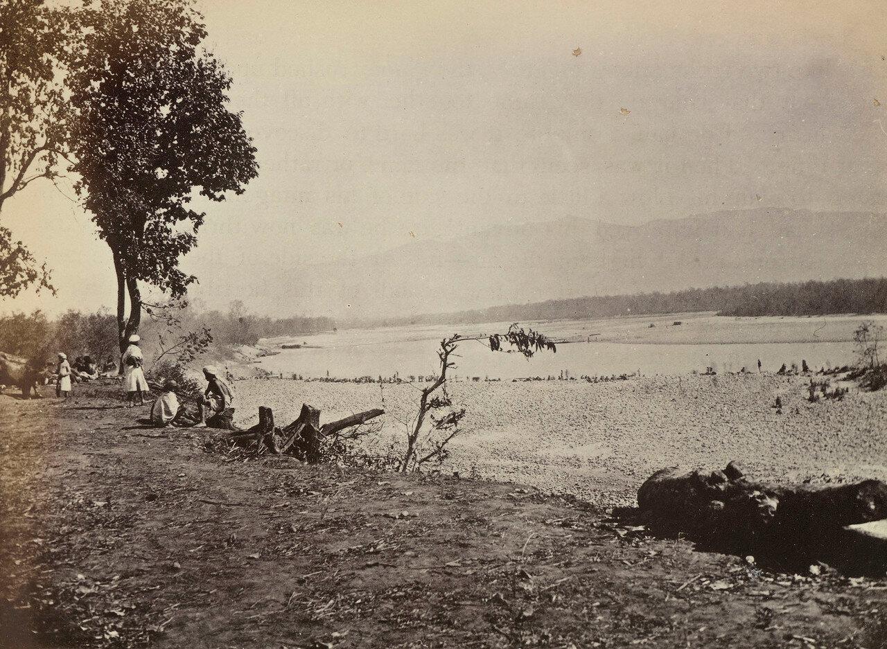 109. Вид реки Шарда