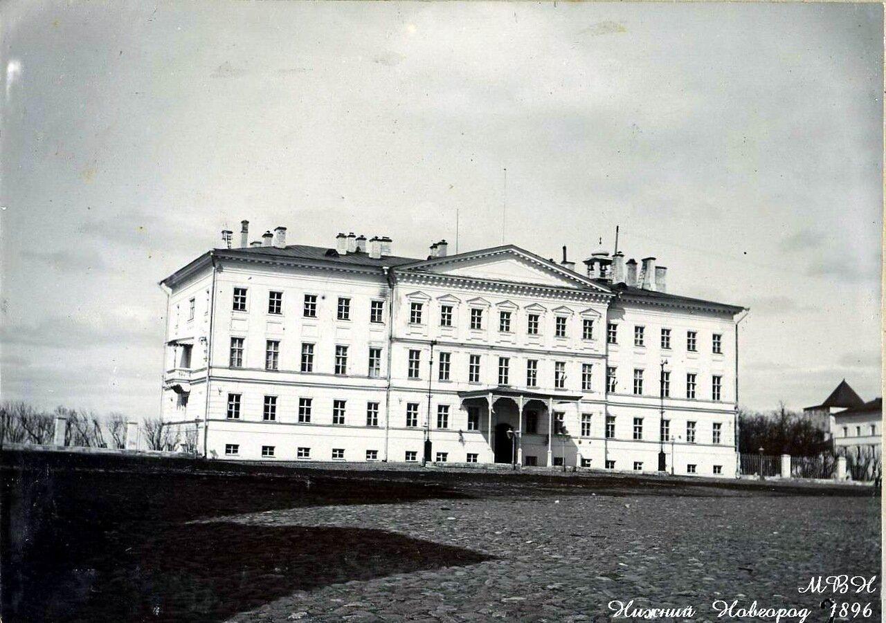 Дворец генерал-губернатора