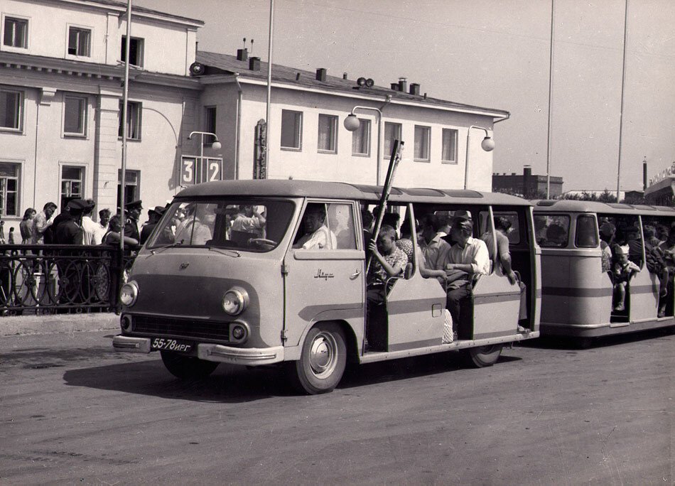 1960-е годы. Иркутск