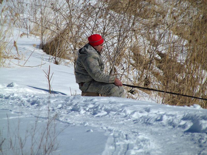 Рыбалка в среднеуральске