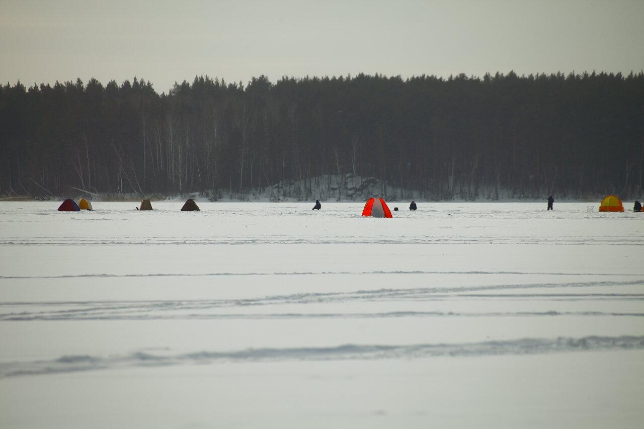 озеро Большой Еланчик