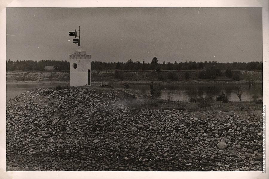 речной круиз 1965 года Ленинград-Астрахань-Ленинград