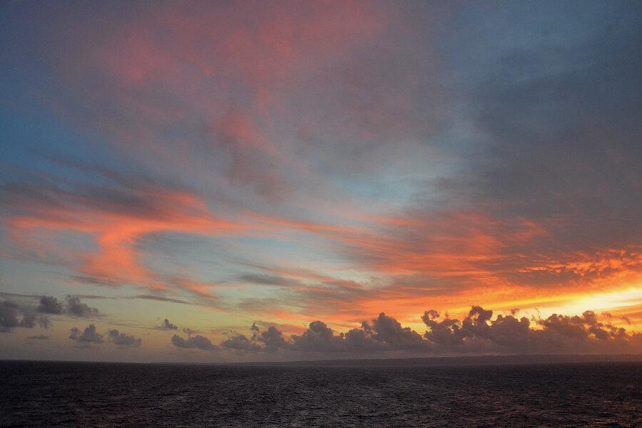 Карибские острова: Барбадос - один круизный день