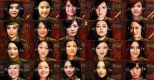 Девушки в экипаже танков Китая