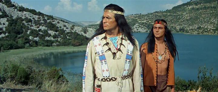 скачать виннету вождь апачей торрент - фото 4