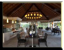 Сейшелы. О. Силуэт. Hilton Seychelles Labriz Resort & Spa. Sakura Restaurant