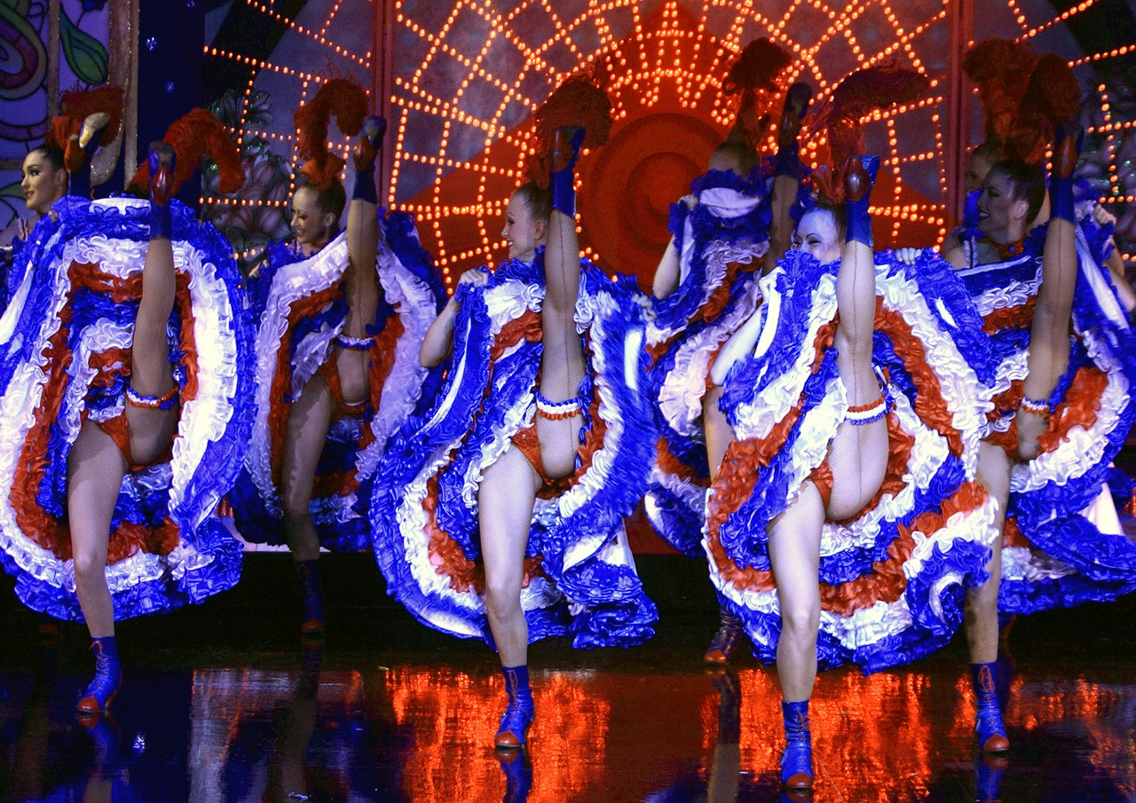 Что под юбками у танцовщиц 6 фотография