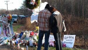 Стрельба в школе Коннектикута стоила жизни двадцати детей
