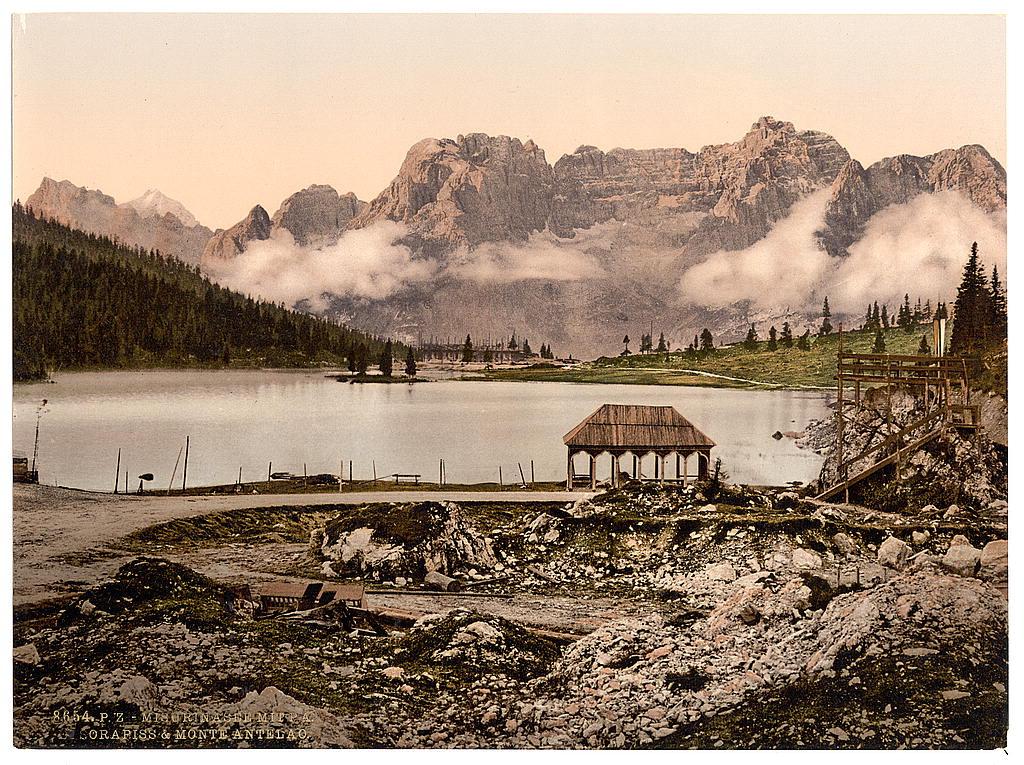Австрия. Тироль 1890 - 1900 гг 0_80afe_c8f8f4d6_orig