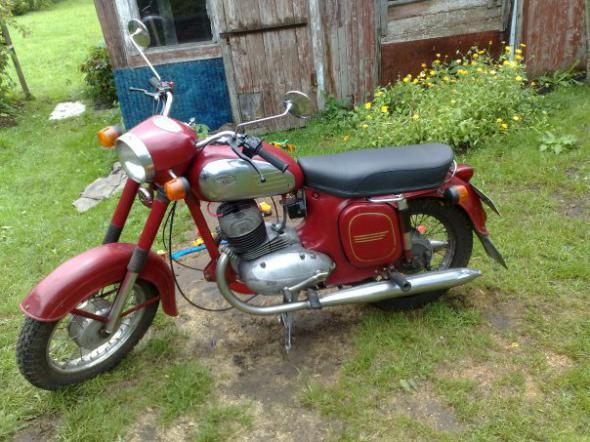 Советские мотоциклы VS