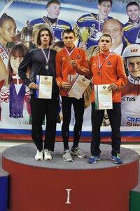 Зимний Чемпионат России по легкой атлетике среди лиц с нарушением слуха