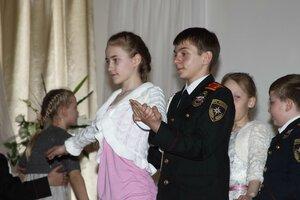 Фестиваль танца «Маленькие звездочки», 15.04.13