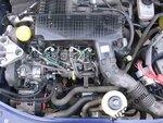 Двигатель б/у Dacia Logan 1.5 DCi -28000 км