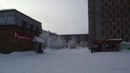 Фото города Инта №3402  Мира 45а, 45, 49 и 47 10.02.2013_12:35